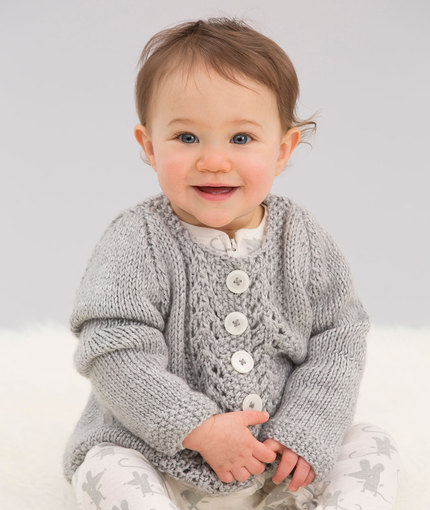 Over 10 Lovely Free Lace Cardigan Baby Knitting Patterns Free Baby