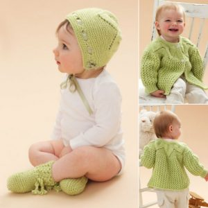 The best baby sets knitting patterns free