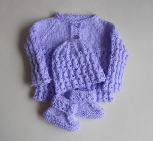 The Best 15 Baby Sets Knitting Patterns Free - Free Baby ...