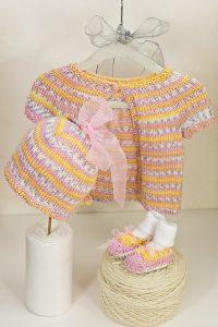 simple-cardi-set-striped-free-knitting-pattern