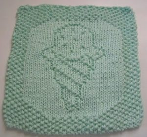 Free Baby Washcloth Knitting Patterns