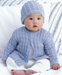 Free Baby Knitting Patterns 4ply Free Baby Knitting