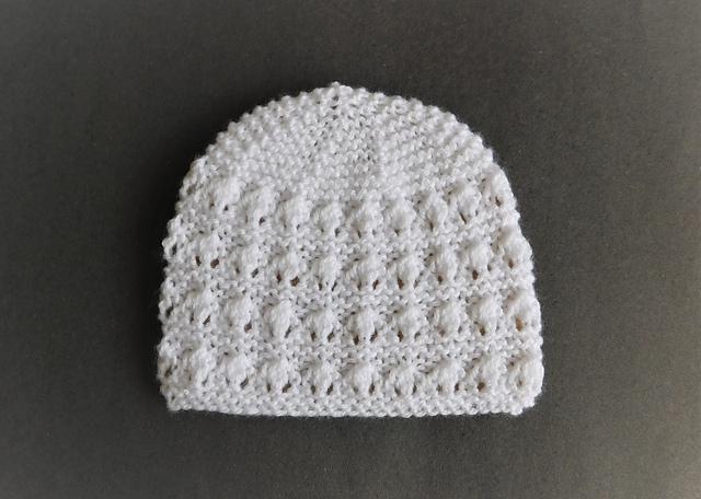 Ailsa Baby Hat Free Knit Pattern Free Baby Knitting
