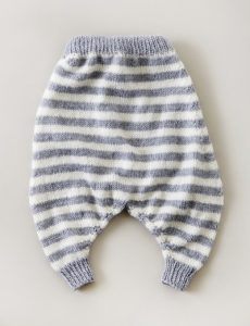 Harum Scarum Pants Free Baby Knitting Pattern