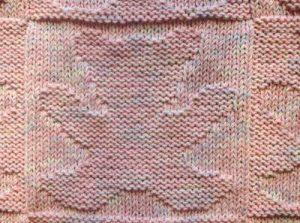 Teddy Bear Baby Blanket Knitting Pattern Free
