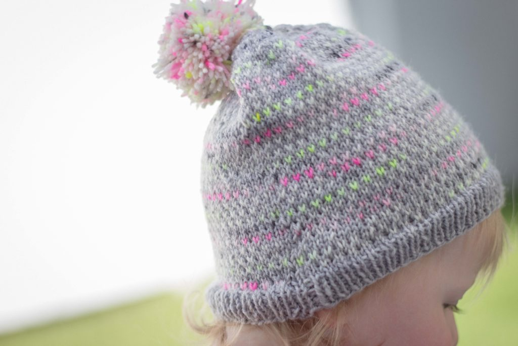 Two-Faced Toque Free Hat Knitting Pattern