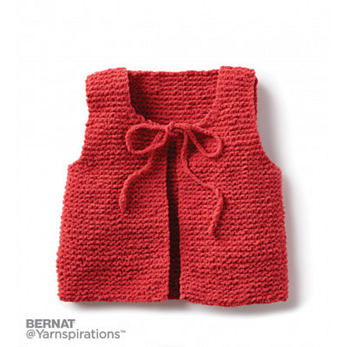 Knit Baby Vests Archives - Free Baby Knitting