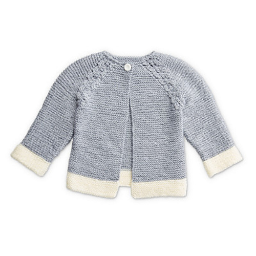 Only Garter Stitch Cardigans For Baby Free Baby Knitting