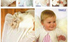 Patons Baby World Knitting Patterns