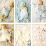 Baby knitting patterns layettes