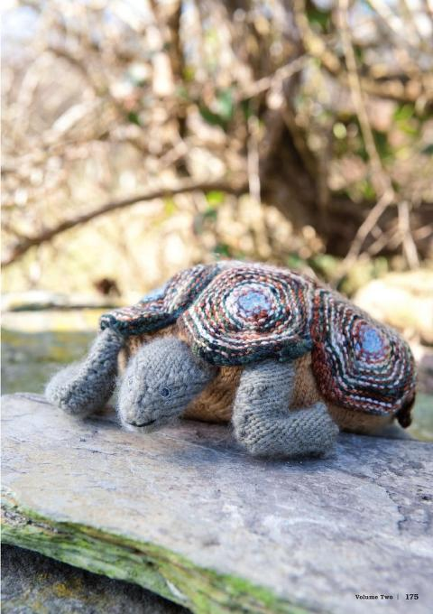 Tortoise Knitting Pattern