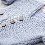 Windsor Cardigan free baby knitting pattern
