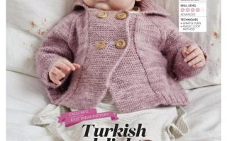 Baby Jacket Knitting Pattern Easy
