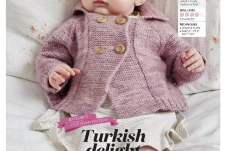 Baby Jacket Knitting Pattern Easy