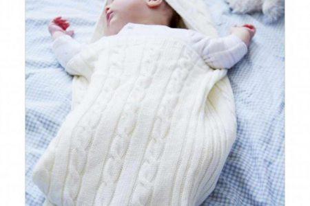 Baby Papoose Knitting Pattern